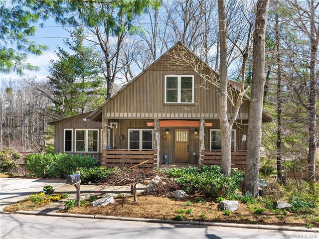 22 Hibriten Drive, Asheville, NC 28801 (#3490680) :: High Performance Real Estate Advisors