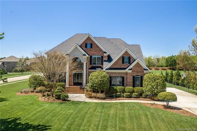 1101 Veramonte Drive, Matthews, NC 28104 (#3490747) :: High Performance Real Estate Advisors