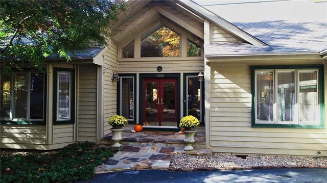 123 Ridge Lane, Flat Rock, NC 28731 (#3490790) :: Bluaxis Realty