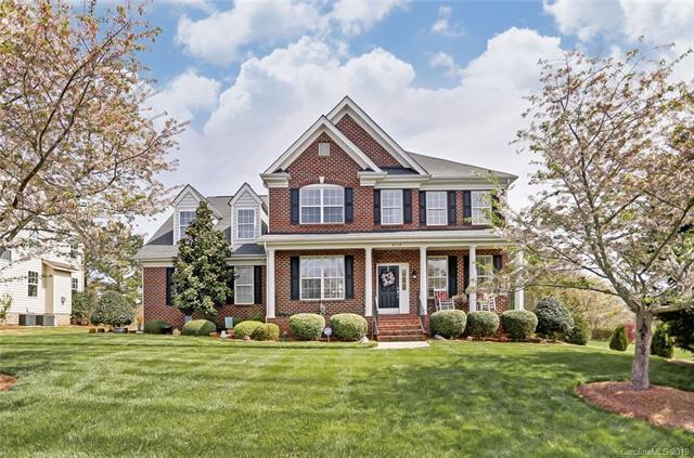 6712 Old Persimmon Drive, Mint Hill, NC 28227 (#3490805) :: Robert Greene Real Estate, Inc.