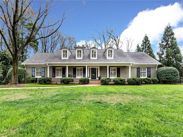 3675 Pelham Lane, Charlotte, NC 28211 (#3490873) :: Caulder Realty and Land Co.