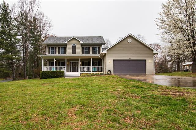 481 Colony Drive, North Wilkesboro, NC 28659 (#3490922) :: Rinehart Realty