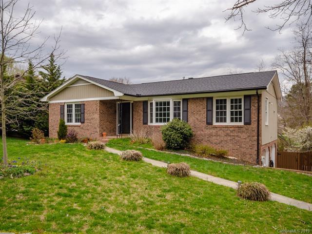 1 Oak Lane, Asheville, NC 28715 (#3491005) :: Puffer Properties