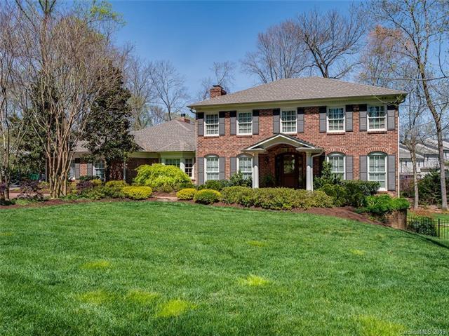 4101 Columbine Circle, Charlotte, NC 28211 (#3491075) :: MartinGroup Properties
