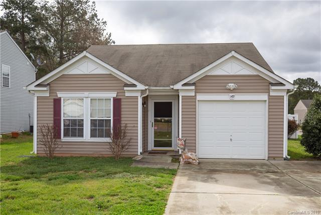 149 Hunter Park Drive, York, SC 29745 (#3491152) :: Exit Mountain Realty