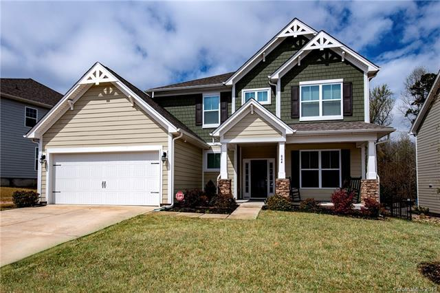 844 Coralbell Way, Tega Cay, SC 29708 (#3491195) :: Stephen Cooley Real Estate Group