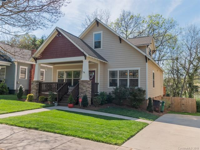 1617 Allen Street, Charlotte, NC 28205 (#3491248) :: The Ann Rudd Group