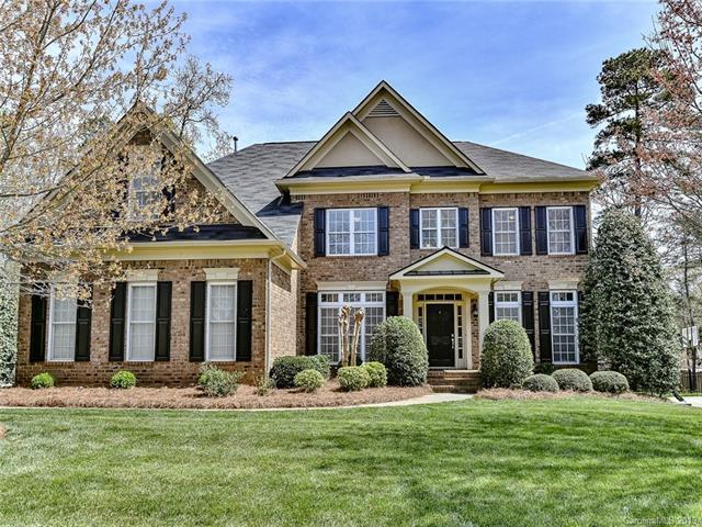 3432 Delamere Drive, Matthews, NC 28104 (#3491511) :: High Performance Real Estate Advisors