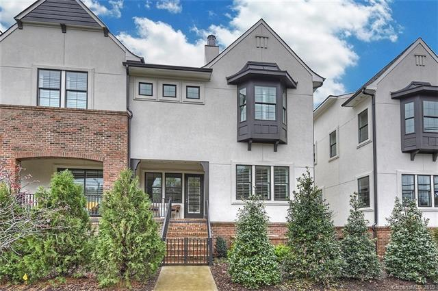 4030 City Homes Place, Charlotte, NC 28209 (#3491560) :: Odell Realty
