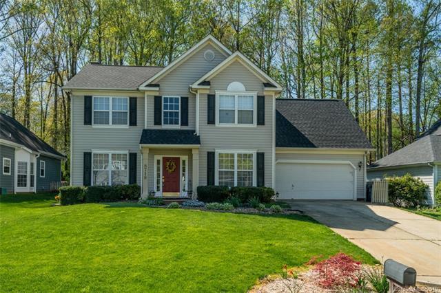 8718 Fox Tail Lane, Huntersville, NC 28078 (#3491571) :: MECA Realty, LLC