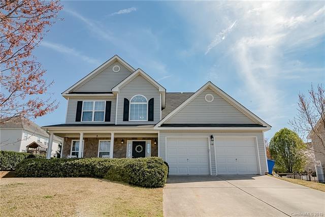 118 Denham Place, Mooresville, NC 28115 (#3491587) :: Rinehart Realty