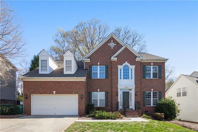 9607 Mitchell Glen Drive, Charlotte, NC 28277 (#3491589) :: LePage Johnson Realty Group, LLC
