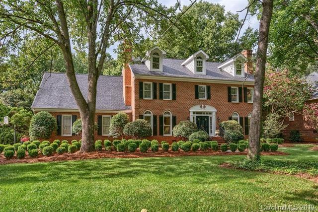 6728 N Baltusrol Lane, Charlotte, NC 28210 (#3491647) :: MartinGroup Properties