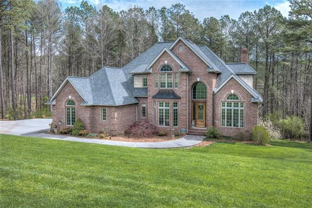 5634 Anchor Drive, Granite Falls, NC 28630 (#3491906) :: Zanthia Hastings Team