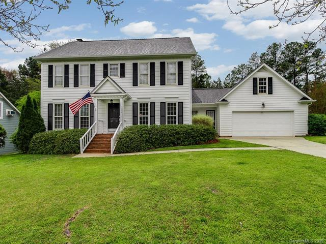5612 Ivygate Lane, Charlotte, NC 28226 (#3491919) :: Exit Mountain Realty