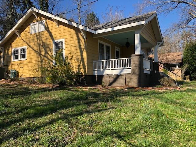 618 Vance Street NW, Lenoir, NC 28645 (#3491938) :: Besecker Homes Team