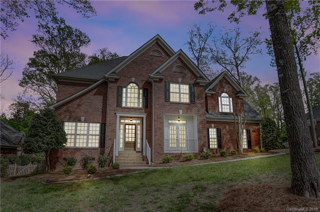 384 Killian Court, Matthews, NC 28104 (#3491987) :: Rinehart Realty