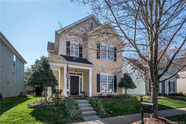 9712 Parcell Street, Huntersville, NC 28078 (#3491988) :: IDEAL Realty