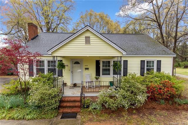 4343 Craig Avenue, Charlotte, NC 28211 (#3492022) :: Rinehart Realty