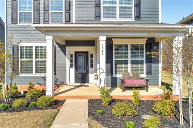 1044 Delridge Street, Waxhaw, NC 28173 (#3492083) :: LePage Johnson Realty Group, LLC