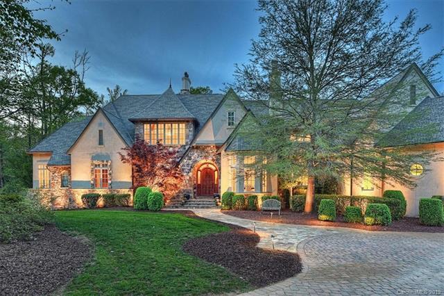 8500 Longview Club Drive, Waxhaw, NC 28173 (#3492185) :: MartinGroup Properties