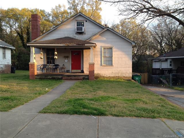 1711 Merriman Avenue, Charlotte, NC 28203 (#3492387) :: Washburn Real Estate
