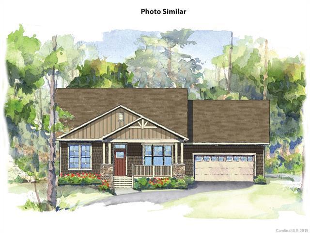 75 Balsam High Road #1171, Biltmore Lake, NC 28715 (#3492444) :: Miller Realty Group