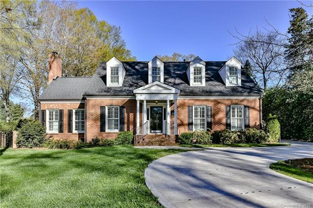 1912 Shoreham Drive, Charlotte, NC 28211 (#3492810) :: Washburn Real Estate