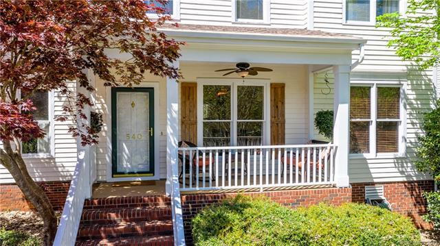 540 Ashby Drive #85, Davidson, NC 28036 (#3492830) :: LePage Johnson Realty Group, LLC