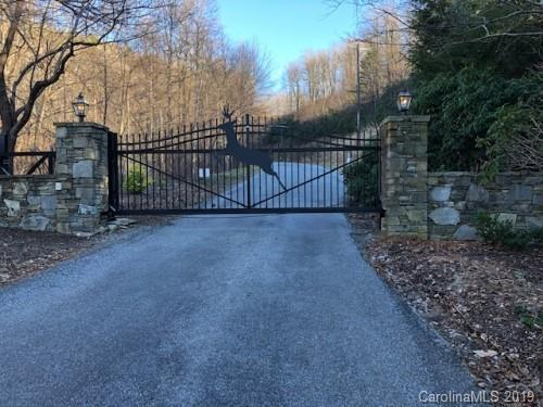 Lot 4 Rhododendron Drive #4, Old Fort, NC 28762 (#3492910) :: Zanthia Hastings Team
