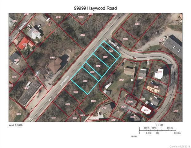 99999 Haywood Road 22 - 30, Asheville, NC 28806 (#3492971) :: Keller Williams Biltmore Village