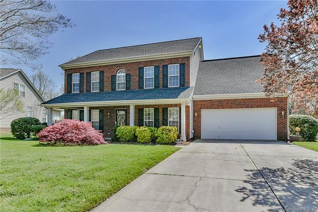 4008 Logan Circle, Indian Trail, NC 28079 (#3493016) :: Washburn Real Estate