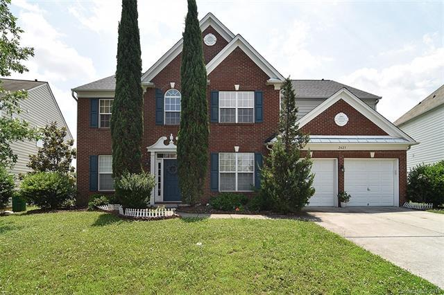 2423 Red Birch Drive, Charlotte, NC 28262 (#3493039) :: Stephen Cooley Real Estate Group