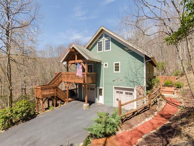 116 Ivy Road, Mills River, NC 28759 (#3493041) :: Cloninger Properties