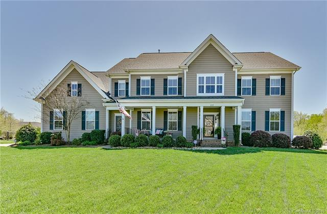 209 Sugar Plum Court, Weddington, NC 28104 (#3493054) :: High Performance Real Estate Advisors