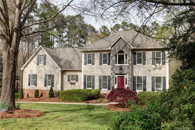 2817 Wimbledon Drive, Gastonia, NC 28056 (#3493153) :: Washburn Real Estate