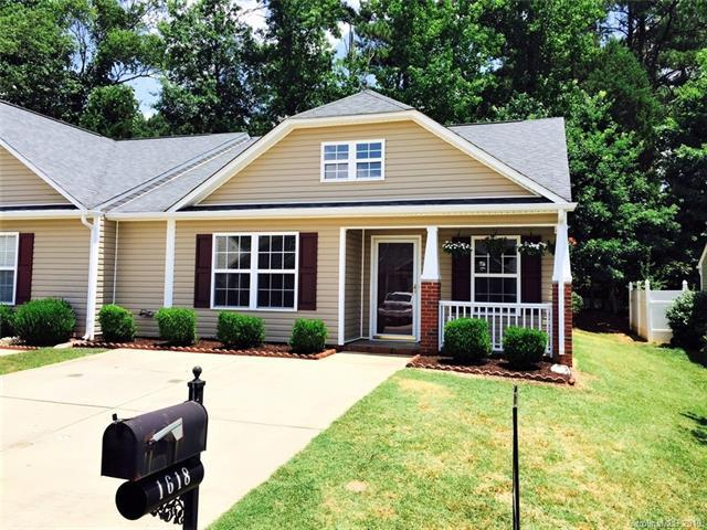 1618 Clemmon Sanders Circle, Rock Hill, SC 29732 (#3493156) :: Exit Mountain Realty