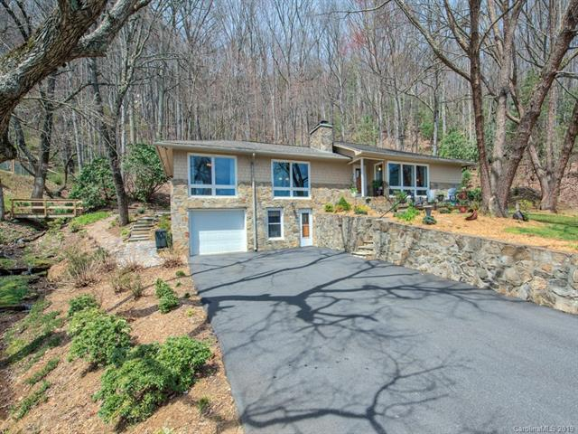 645 Little Mountain Road, Waynesville, NC 28786 (#3493231) :: High Performance Real Estate Advisors