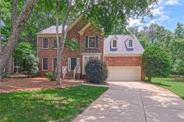 8929 Deerland Court, Huntersville, NC 28078 (#3493349) :: High Performance Real Estate Advisors