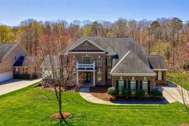 7301 Yellowhorn Trail, Waxhaw, NC 28173 (#3493398) :: MECA Realty, LLC
