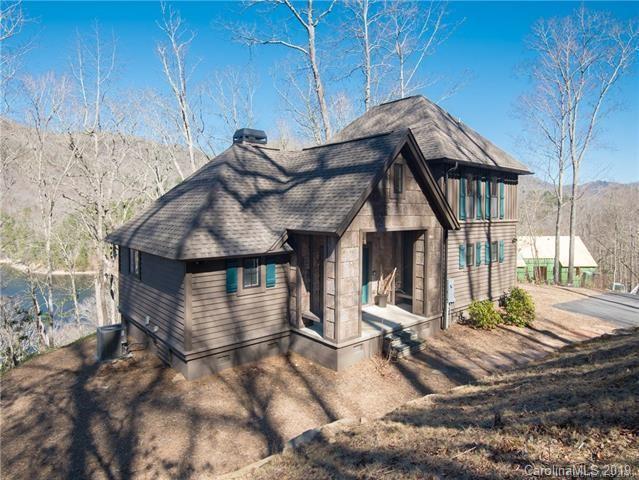 15 Foam Flower Lane, Tuckasegee, NC 28783 (#3493480) :: Washburn Real Estate
