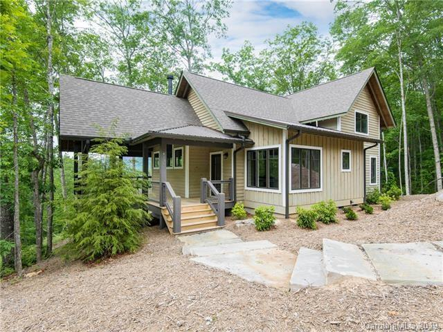 4138 Lake Forest Drive, Tuckasegee, NC 28783 (#3493522) :: High Performance Real Estate Advisors
