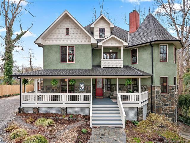 254 Pearson Drive, Asheville, NC 28801 (#3493525) :: High Performance Real Estate Advisors
