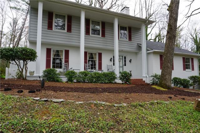 837 Cherokee Place SW, Lenoir, NC 28645 (#3493583) :: Exit Realty Vistas