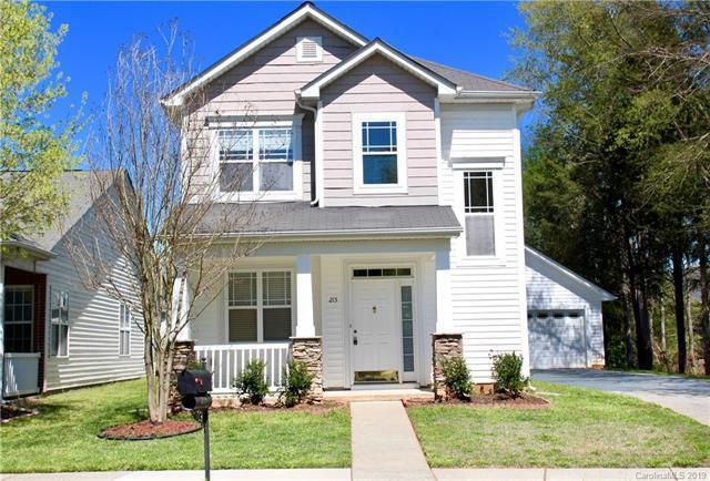 215 Juanita Drive, Pineville, NC 28134 (#3493612) :: Rinehart Realty