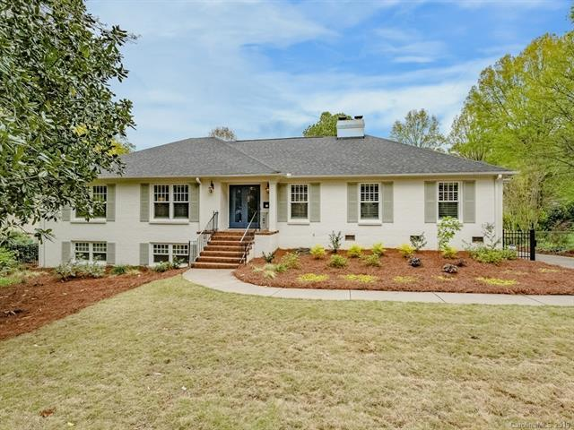 3110 Ferncliff Road, Charlotte, NC 28211 (#3493614) :: LePage Johnson Realty Group, LLC