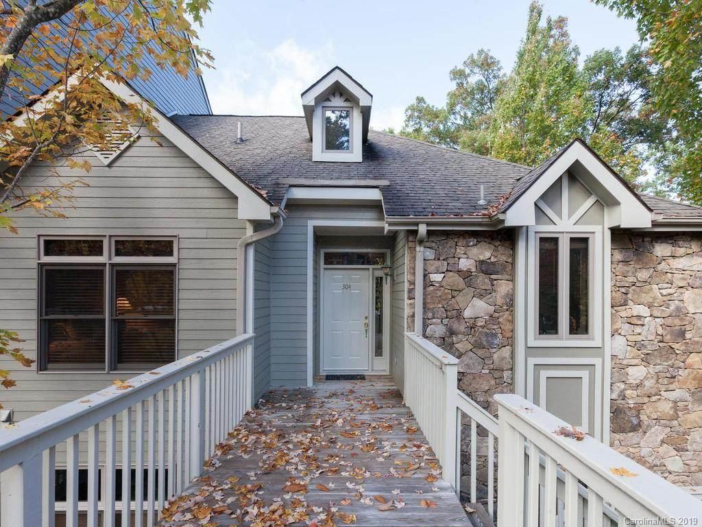 10 Stoney Falls Loop 4-304, Burnsville, NC 28714 (#3493670) :: High Performance Real Estate Advisors