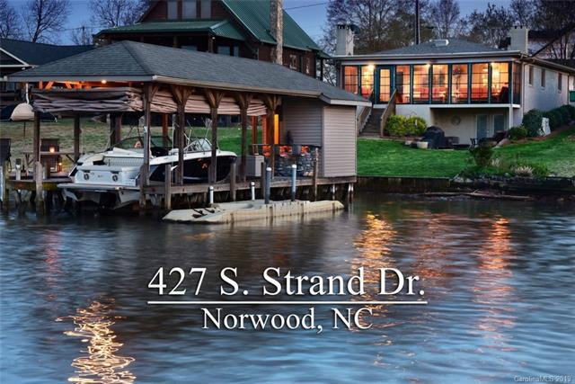 427 S Strand Drive, Norwood, NC 28128 (MLS #3493758) :: RE/MAX Journey
