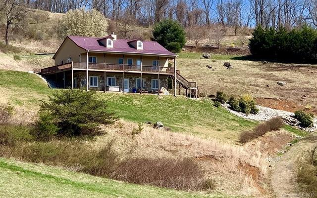 222 Sunset Mountain Road, Bakersville, NC 28705 (#3493764) :: MartinGroup Properties