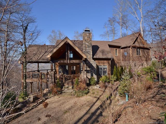 155 Grace Way, Green Mountain, NC 28740 (#3493778) :: Zanthia Hastings Team